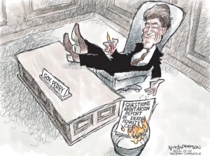 Governor Perry dismisses evidence in Willingham case