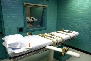 death by lethal injection in texas